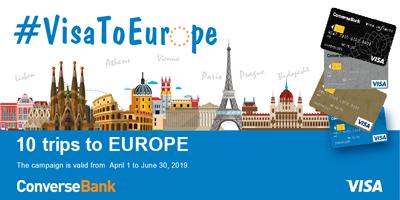 #VisaToEurope. Travel to Europe